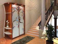фото витражная дверь для шкафа
