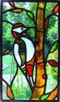 Фотография с витражными окнами