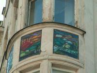 фото балконные витражи