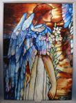 фото витражный ангел