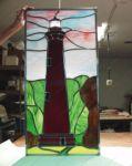 фото витражный маяк